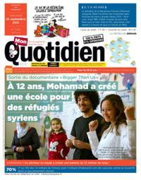 Mon Quotidien N° 7551