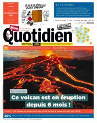 Mon Quotidien N° 7552