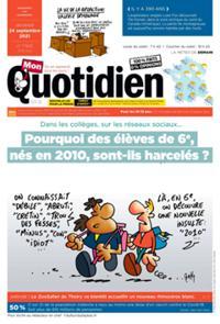 Mon Quotidien N° 7553