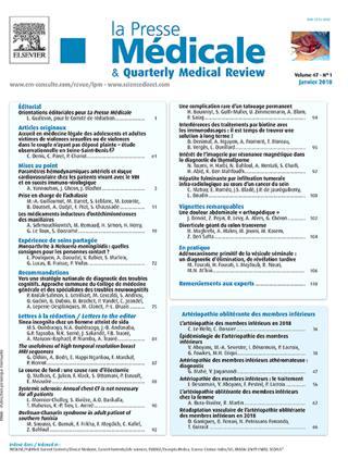 La Presse Medicale