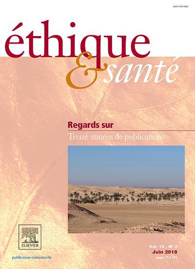 Ethique Et Santé - N°201904