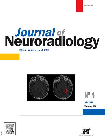 Journal Of Neuroradiology - N°31
