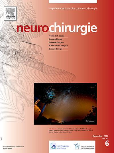 Neurochirurgie (photo)