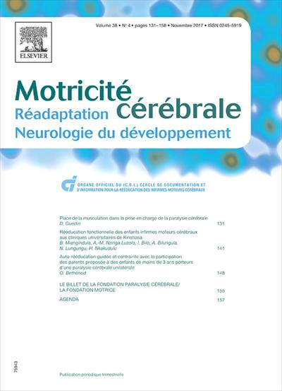 Motricite Cerebrale (photo)