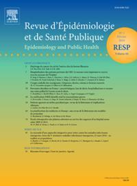 Revue D'Epidemiologie