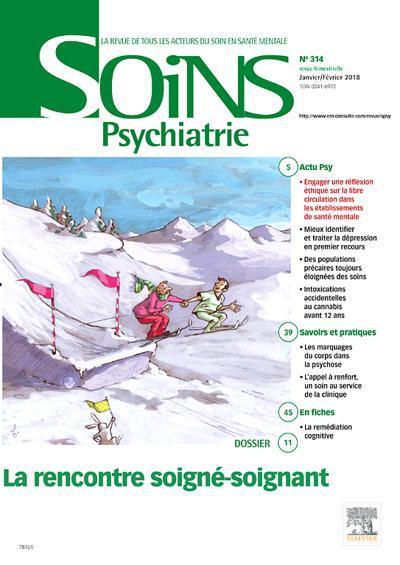 Soins Psychiatrie - N°329