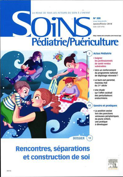 Soins Pediatrie - N°312