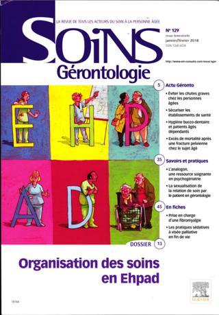 Soins Gerontologie