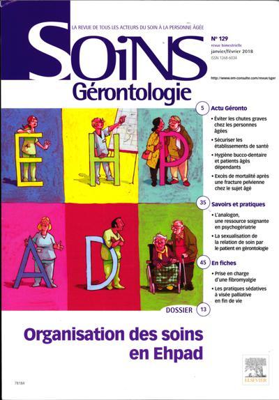 Soins Gerontologie - N°441