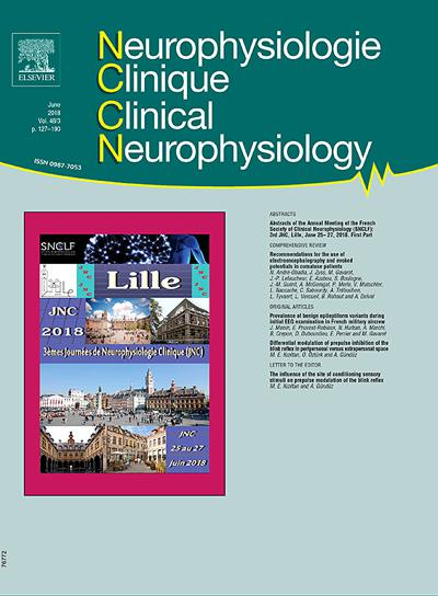 Neurophysiologie Clinique - N°201905