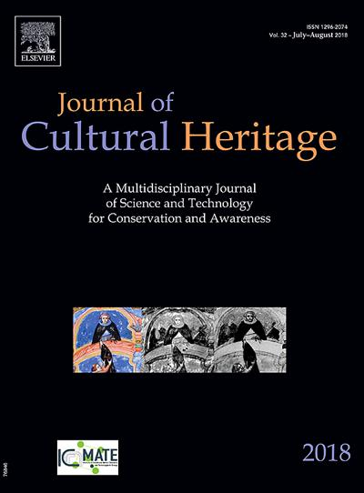 Abonnement Journal Of Cultural Heritage