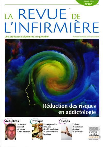 Abonnement magazine Revue De L'Infirmiere