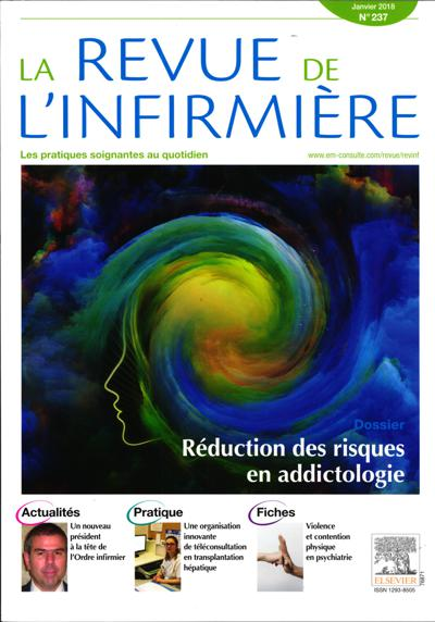 Revue De L'Infirmiere (photo)