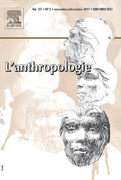 L'Anthropologie - N°201905