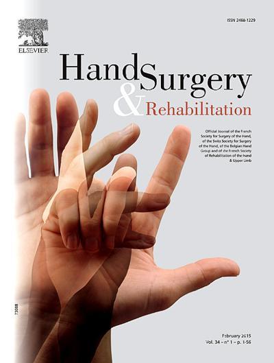 Hand Surgery and Rehabilitation - N°363