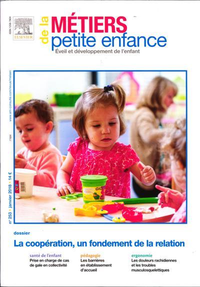 Métiers de la petite enfance (photo)
