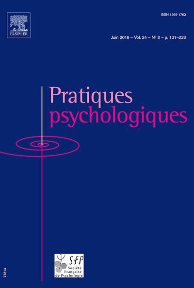 Abonnement Pratiques Psychologiques