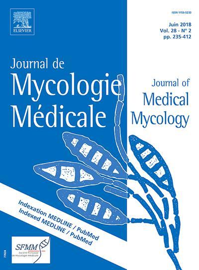 Abonnement Journal De Mycologie Medicale