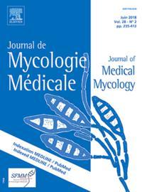 Journal De Mycologie Medicale N° 201807