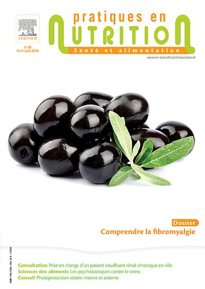 Pratiques En Nutrition (photo)