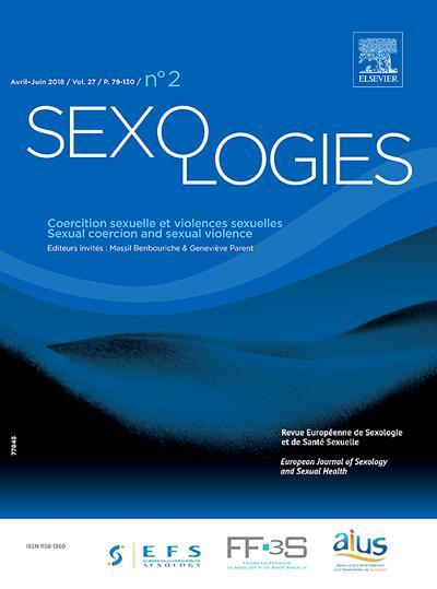 Abonnement Sexologies - Revue Europeenne De Sexologie