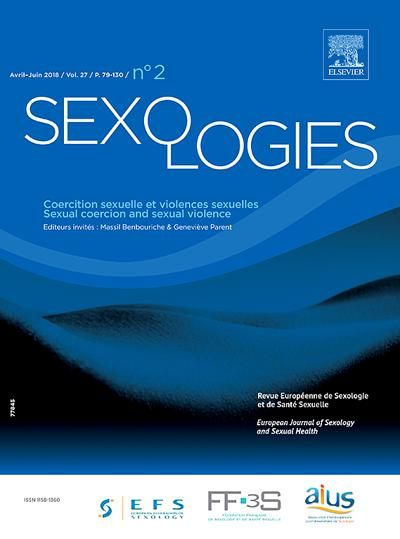 Sexologies - Revue Europeenne De Sexologie (photo)