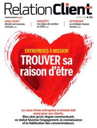 Relation Client Magazine N° 135