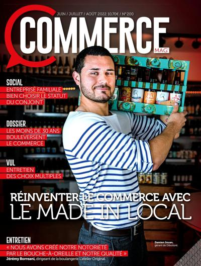 Abonnement Commerce Magazine