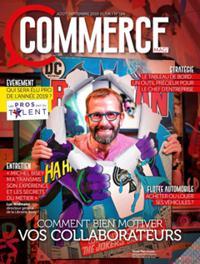 Commerce Magazine N° 184