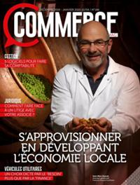 Commerce Magazine N° 186