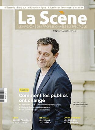 La Scene - N°98