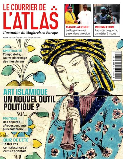 Abonnement magazine Le Courrier De L'Atlas