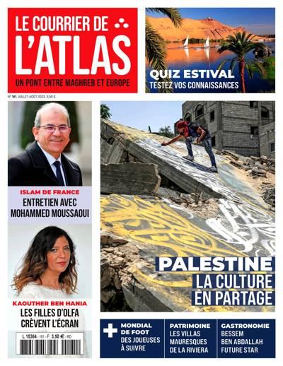 Le Courrier De L'Atlas (photo)