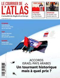 Le Courrier De L'Atlas N° 154