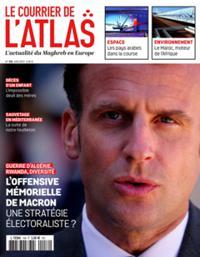 Le Courrier De L'Atlas N° 158