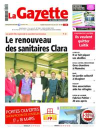 Gazette Du Centre Morbihan
