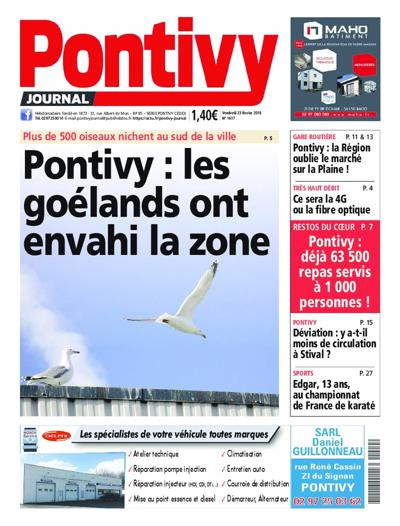 Pontivy Journal - N°1698
