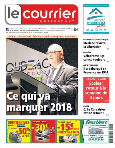 Abonnement magazine Courrier Independant