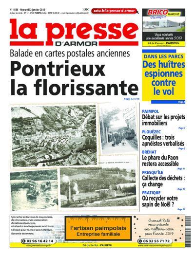 La Presse D Armor (photo)