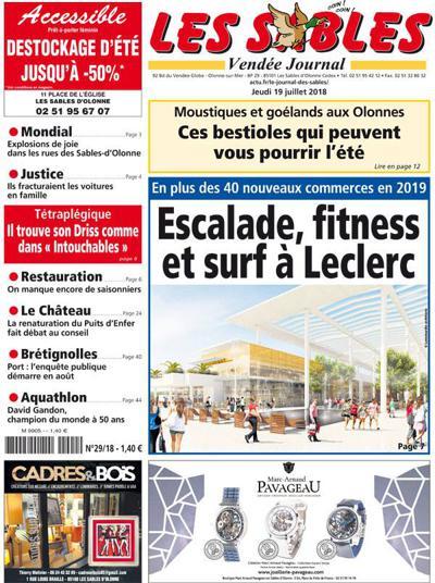 Journal Des Sables - N°1399