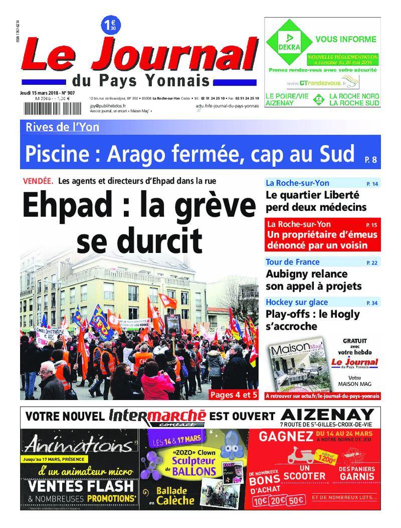 Journal Du Pays Yonnais
