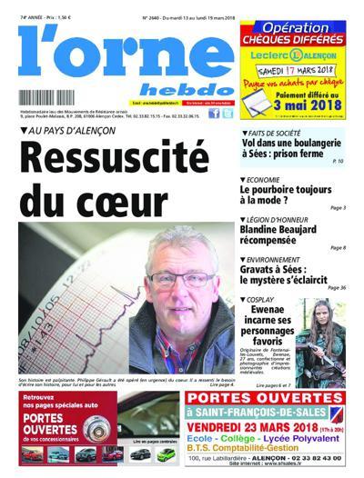 L'Orne Hebdo - N°2714