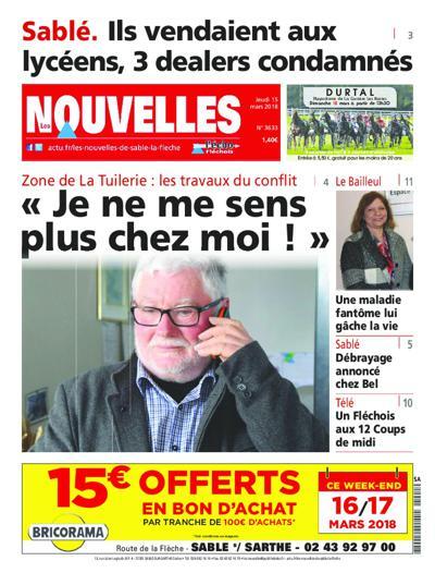 Abonnement Les Nouvelles L Echo Flechois