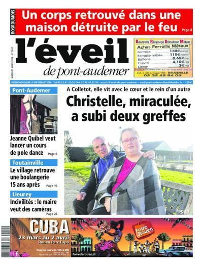 L'Eveil De Pont Audemer - N°2321