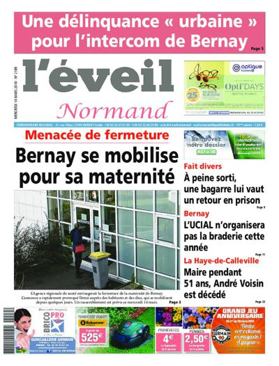 L'Eveil Normand - N°2330