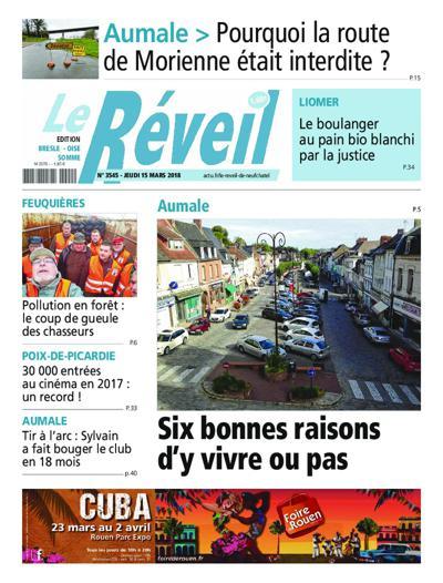 Le Reveil De Neufchatel - N°3693