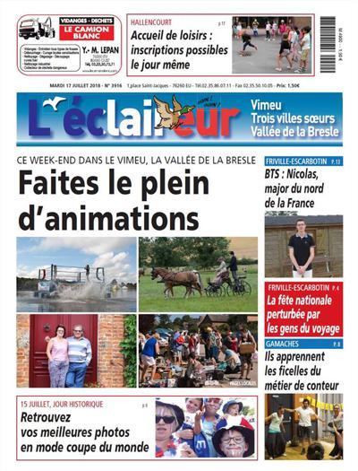 L'Eclaireur  Gamaches (photo)