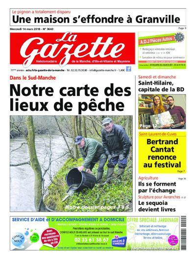 La Gazette De La Manche - N°3781