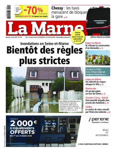 La Marne - N°3885