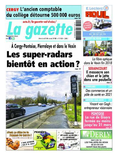 La Gazette Du Val  D'Oise - N°2275